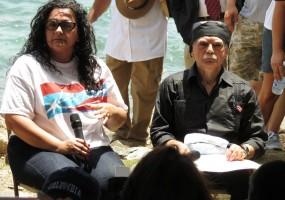Óscar López Rivera fue liberado de las garras colonialistas
