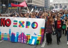 Esperanzas y contradicciones marcan Expo 2015