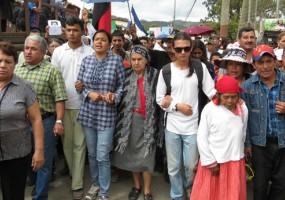 Bertha Cáceres renacerá en las luchas de los pueblos