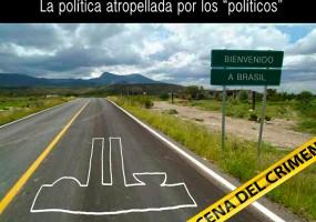 "Dilma ""apartada"" de la presidencia"