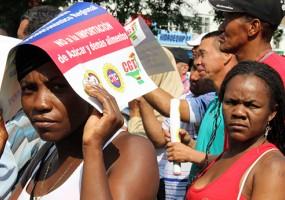Mujeres de azúcar. Mujeres de la resistencia
