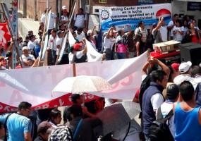 Sitrafritolay movilizado contra intransigencia empresarial