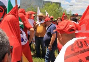 """""""BRF no respeta la convención colectiva estadual"""""""