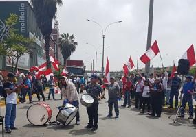 Trabajadores de Molitalia inician huelga indefinida