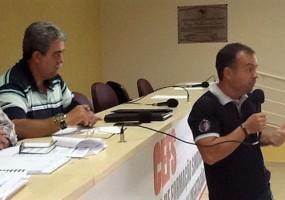 Encontro no CEFS de Limeira debate negociações e reformas