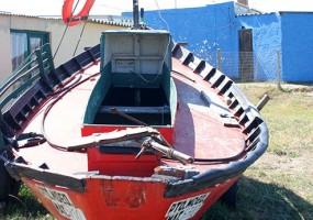 Un barco sin timonel ni marineros