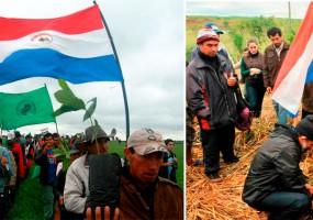 Ratifican condena a los 11 campesinos en caso Curuguaty