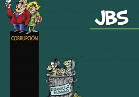 JBS y sus relaciones carnales con el poder