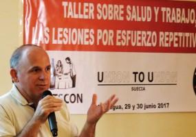 """""""Las LER se combaten con concientización, organización y acción"""""""