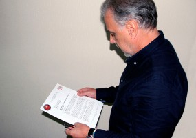Amenazas del Comando General Pedro Barneix