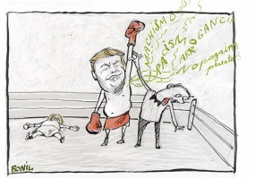 Del sueño de King a la  pesadilla de Trump
