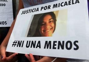 Ante el asesinato de Micaela García
