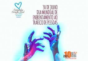 30 de julio: Día Mundial de combate a la trata de personas
