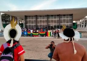 Apoio a quilombolas e indígenas
