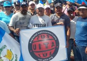 Miles de personas se movilizan contra la corrupción y la impunidad